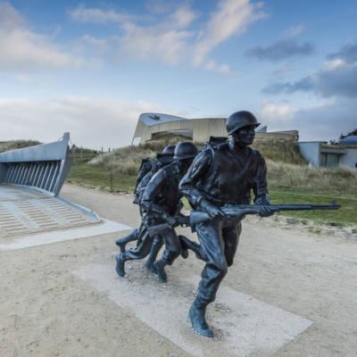 Omaha Beach ~ Stiftung Friedensbildung ~ Konfliktbewältigung spielend begreifen